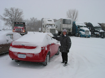 Frozen Midwest Landfills etc.
