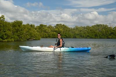 1230PM Heart of Rookery Bay Kayak Tour - Sowinski