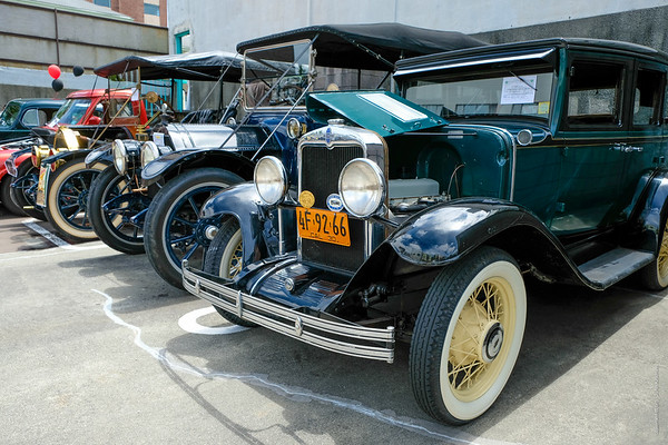 Bellevue Vintage Car Show