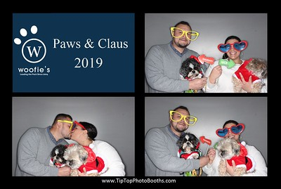 Woofie's Paws & Claus 2019
