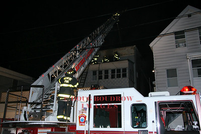 Revere, MA - 2nd Alarm, 64 Warren Street, 10-14-07