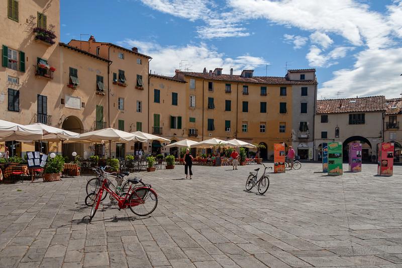 Lucca Ampitheatre