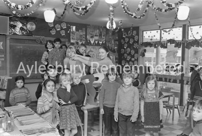 Elmhurst County Infant School, Dec 10th 1980