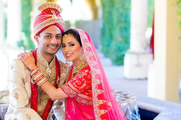 Neha & Ajit Wedding