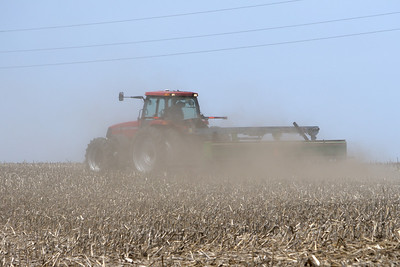 Planting Soybeans II