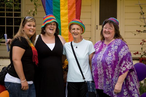 Rainbow Ceremony Candids