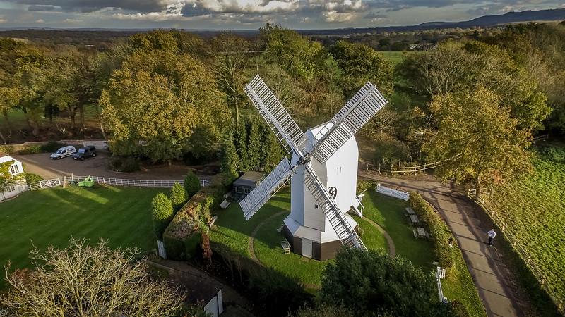 Oldland Mill - top down.