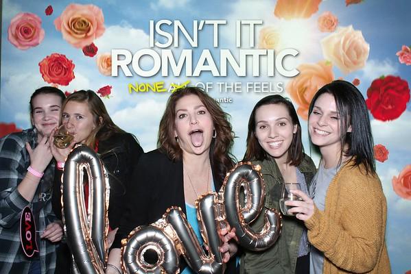Isn't it Romantic (1/30/2019)