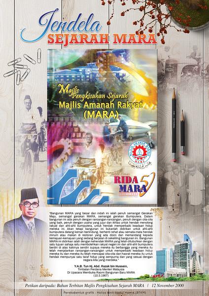 Majlis Pengkisahan Sejarah MARA