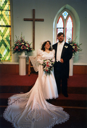 Hart and Sue Wedding