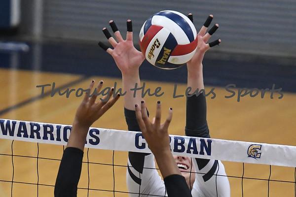 Corban vs. Xavier College Volleyball