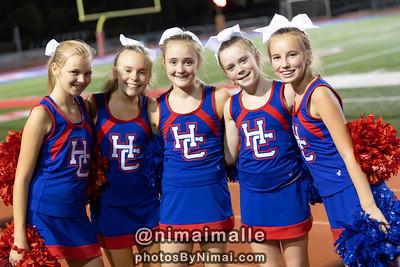 2019 7th Grade HCMS Cheer