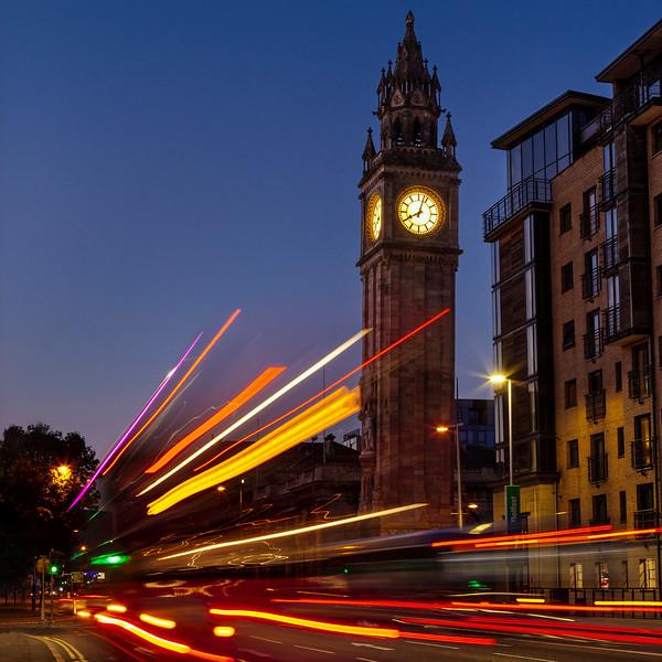 Traffic trails Albert Clock.jpg