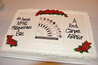 """4th Annual NPHC """"A Red Carpet Affair"""" Feb 4, 2012"""