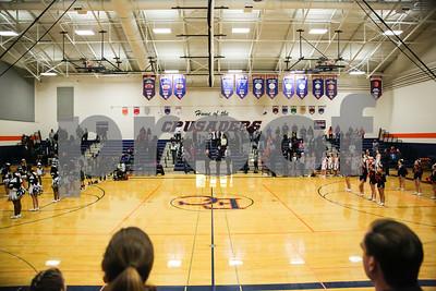 Franklin & Eastside Catholic Cheer Squads
