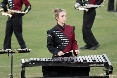 Greenbrier Marching Exhibition 10/1/16