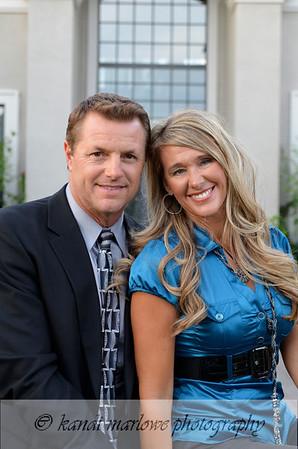 Mark and Dawn McKnight