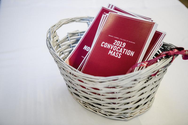 Mount Carmel College of Nursing | 2019 Convocation Mass
