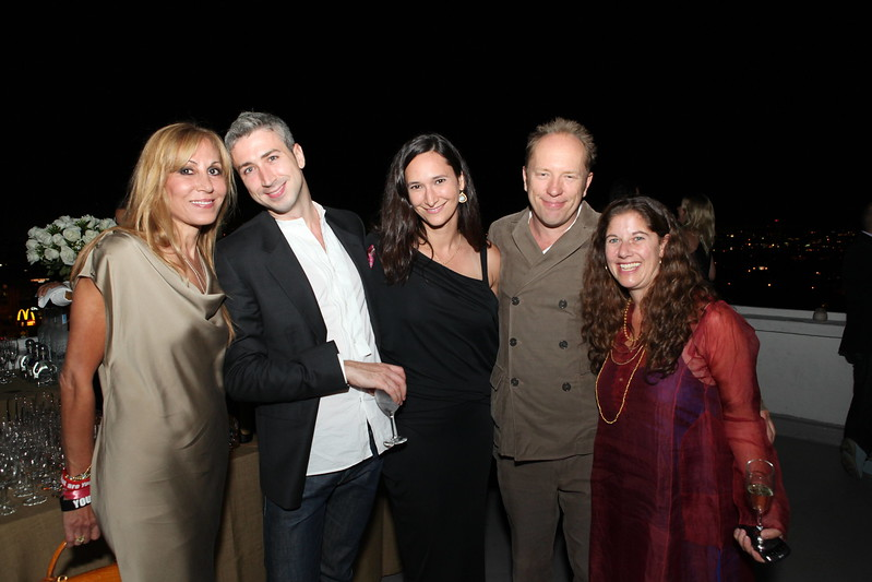 1110181-011    LOS ANGELES, CA - OCTOBER 2: The Pacific Standard Time: Art in LA 1945-1980 event after party at the Chateau Marmont on October 2, 2011 in Los Angeles, California. (Photo by Ryan Miller/Capture Imaging)
