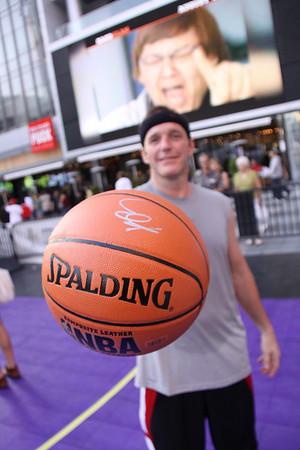 Lakers 3on3 Celebrities