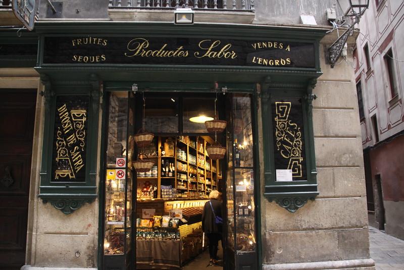 Gourmet treats in the Gothic Quarter
