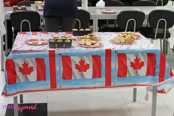 Team Canada Party