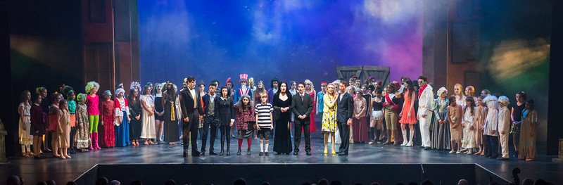 Academy at the Lakes Presents The Addams Family, March 15, 2019