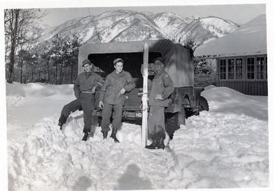 Uncle Roland's Korean War Pictures