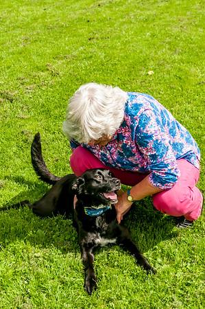 Rosie Joins us! 19/09/13
