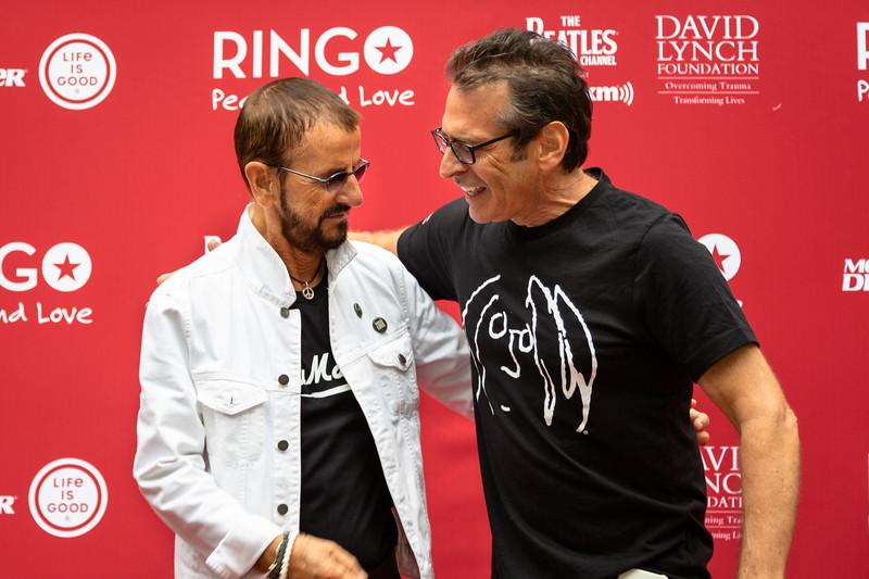 2019_07_07, Birthday, CA, Capitol Records, Los Angeles, Ringo, Ringo Starr, Brian Rothschild