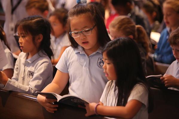 20160421 April All-School Chapel