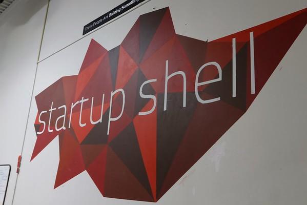 Startup Shell Open House