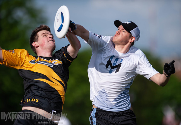 AUDL Action  Pgh Thunderbirds v Minnesota Wind Chill