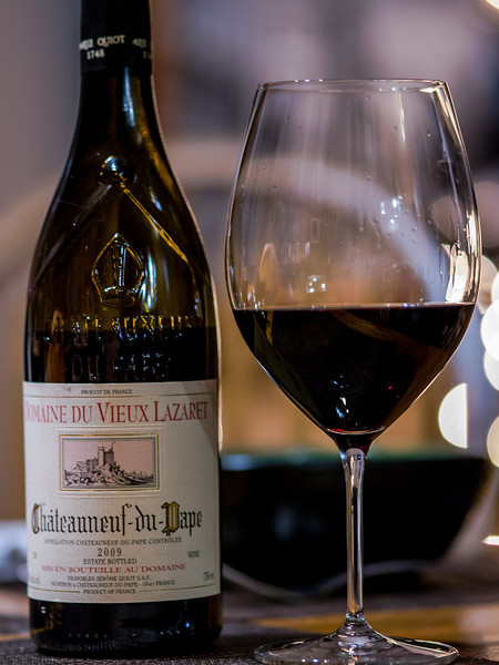Chateauneuf du Pape! a particularly good example.