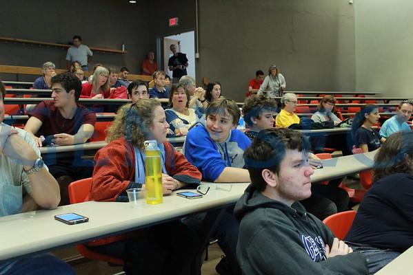 Parent College Session (Photos by MS, JC, AB)