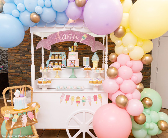 Aaria's Ice Cream Parlor