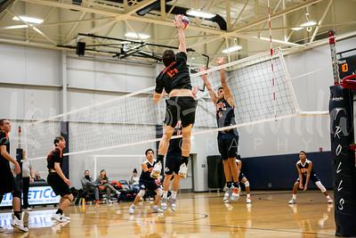 2019 Greenville University Mens Volleyball - Brewton-Parker