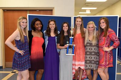 Spring Athletic Awards Night (5/19/2015)