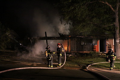 1270 W. Caley Fire