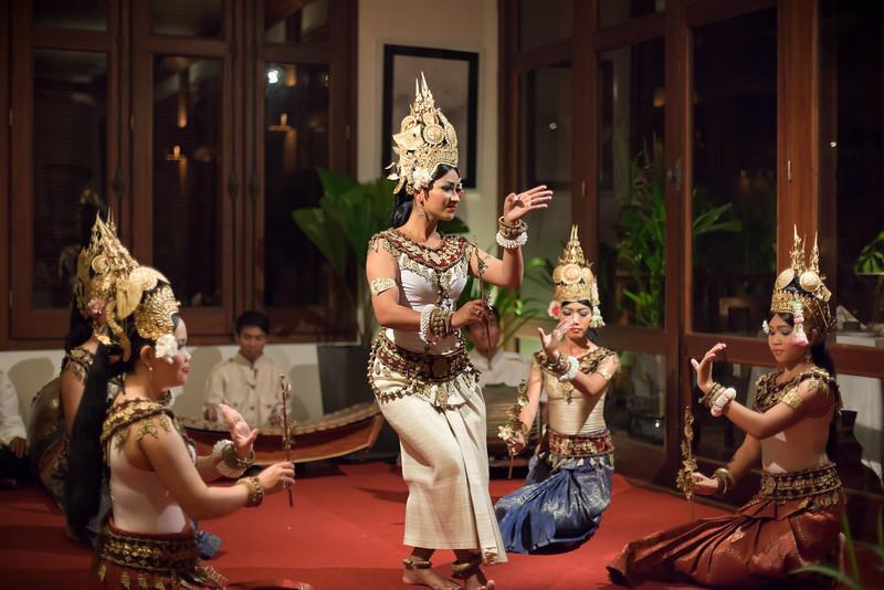 2011 09/24 to 09/25: La Residence d'Angkor