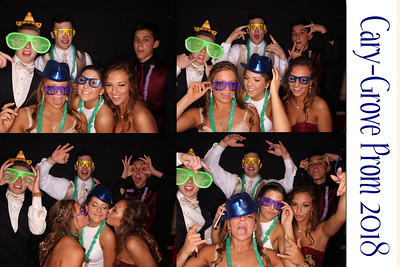 Cary Grove HS Prom April 27th, 2018