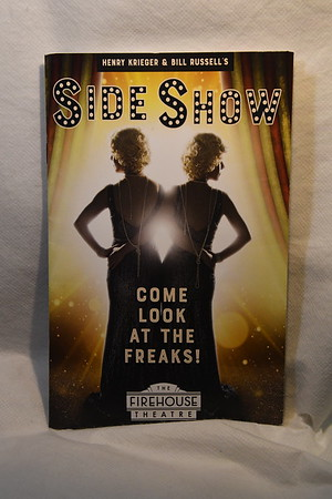 10-25-2019 Side Show Opening @ Firehouse Theatre