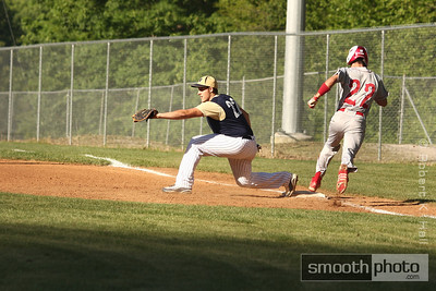 High School Baseball: 54th District Final