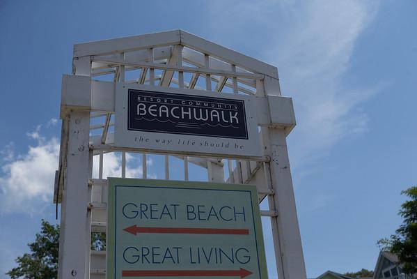 Beachwalk Resort Wedding Photography lake Michigan Celeste + Matt