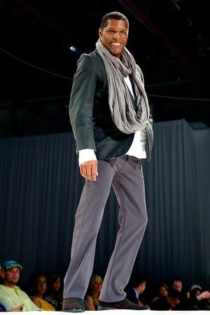 2012 Charlotte Fashion Week - Veni Vidi Vici - Recyclables Designers Evening
