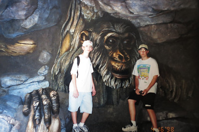 1998 Disney World