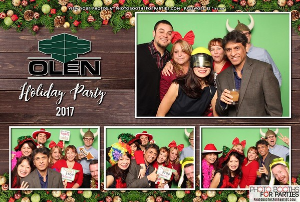 Olen Holiday Party '17