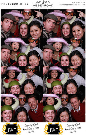 JWT Holiday Party