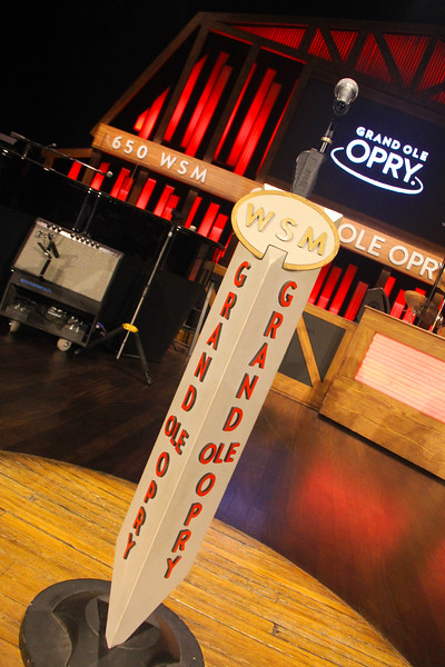 Reflections Of The Grand Ole Opry Backstage Tour And The Opryland Hotel