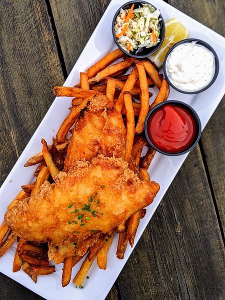 Glenora Distillery and Inn fish and chips 9.jpg
